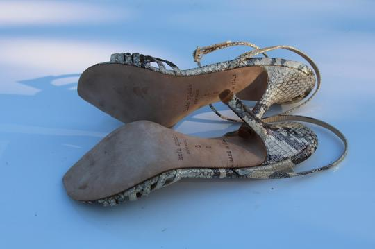 Kate Spade gold/gray Sandals Image 8