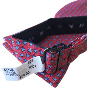 Vineyard Vines Men's Starfish Silk Bowtie