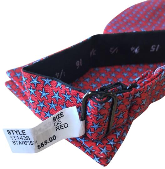 Preload https://img-static.tradesy.com/item/25637847/vineyard-vines-redblue-men-s-starfish-silk-bowtie-0-1-540-540.jpg
