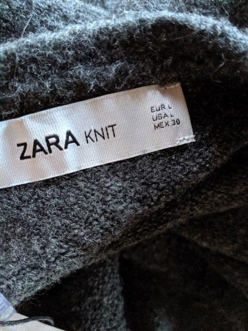 Zara Embellished Jewelled Knit Cardigan Image 3