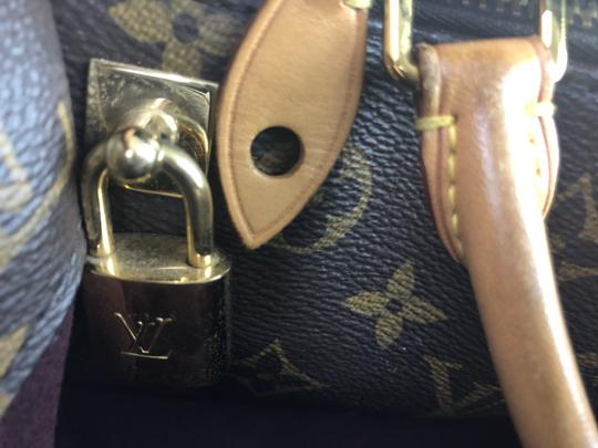 Louis Vuitton Lv Monogram Montaigne Shoulder Bag Image 11