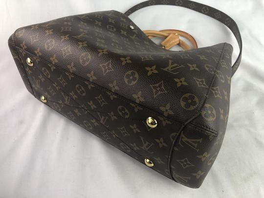 Louis Vuitton Lv Monogram Montaigne Shoulder Bag Image 6