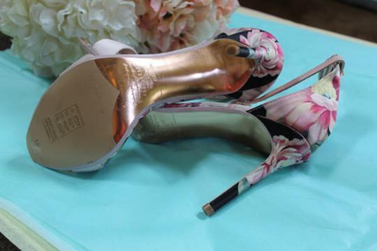 Ted Baker pinks and rose gold Pumps Image 5