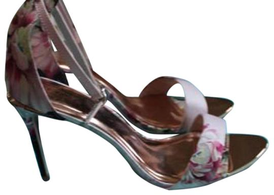 Ted Baker pinks and rose gold Pumps Image 1