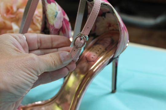 Ted Baker pinks and rose gold Pumps Image 9