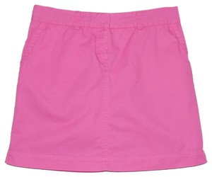 Lilly Pulitzer Mini Skirt Pink