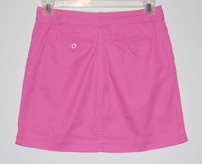 Lilly Pulitzer Mini Skirt Pink Image 4