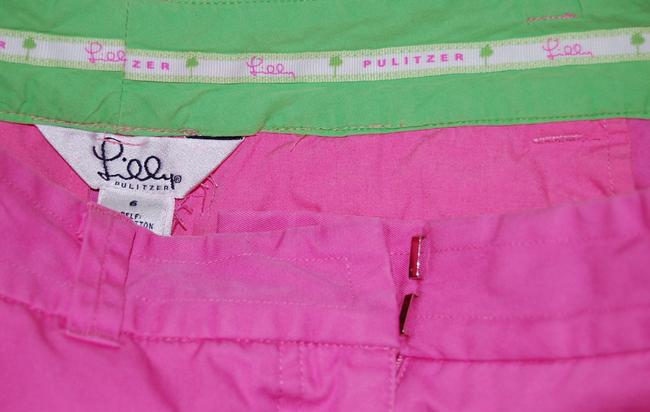 Lilly Pulitzer Mini Skirt Pink Image 6