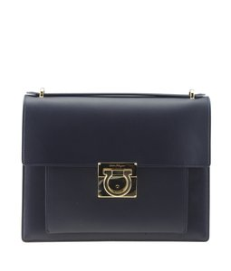 Salvatore Ferragamo Leather Shoulder Bag