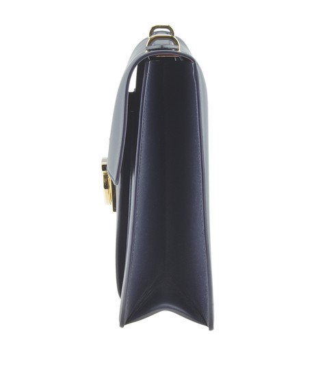 Salvatore Ferragamo Leather Shoulder Bag Image 3