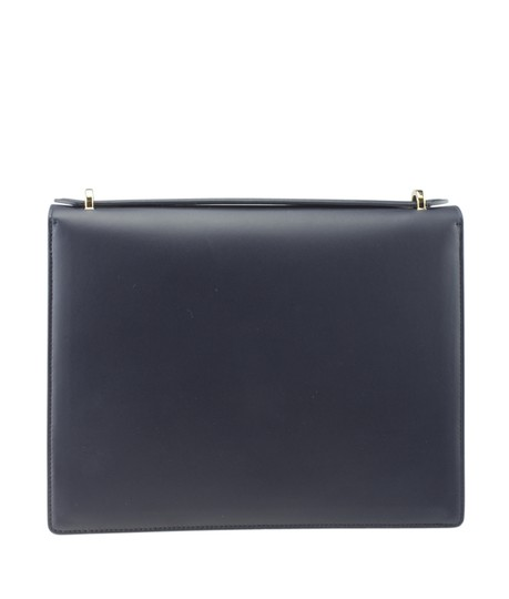 Salvatore Ferragamo Leather Shoulder Bag Image 4