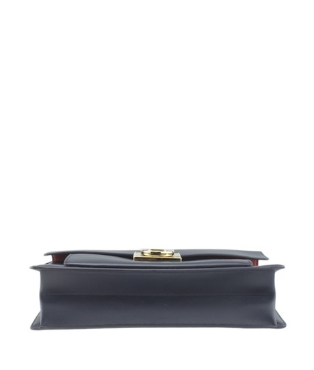 Salvatore Ferragamo Leather Shoulder Bag Image 5
