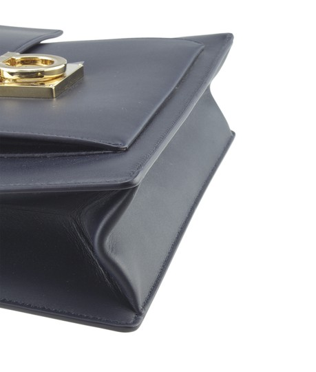 Salvatore Ferragamo Leather Shoulder Bag Image 6