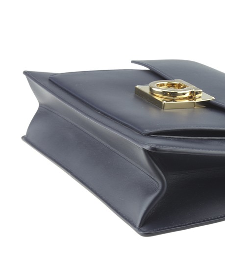 Salvatore Ferragamo Leather Shoulder Bag Image 7