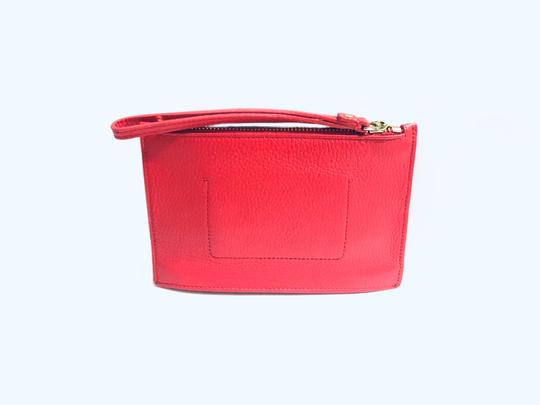 Kate Spade Red Clutch Image 1