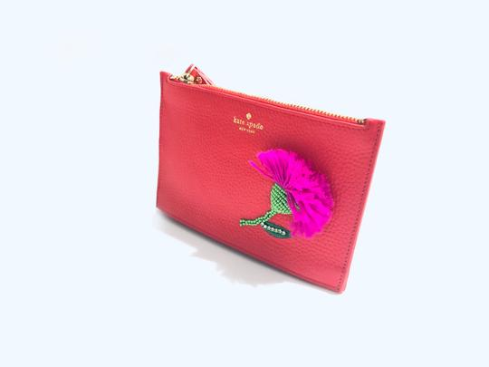 Kate Spade Red Clutch Image 2