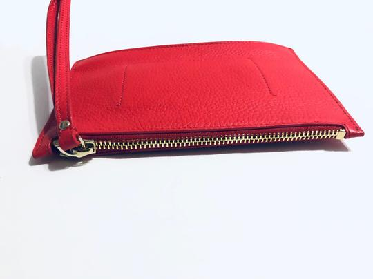 Kate Spade Red Clutch Image 5