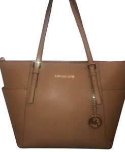 Michael Kors Collection Tote in Acorn