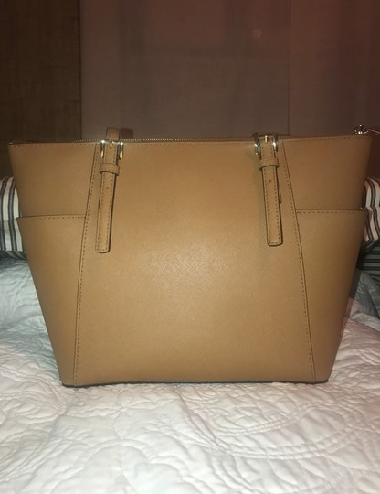 Michael Kors Collection Tote in Acorn Image 2