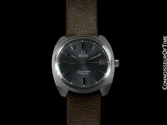 Omega 1970 Omega Vintage Mens Seamaster Cosmic, Date, Auto - Stainless Steel Image 1