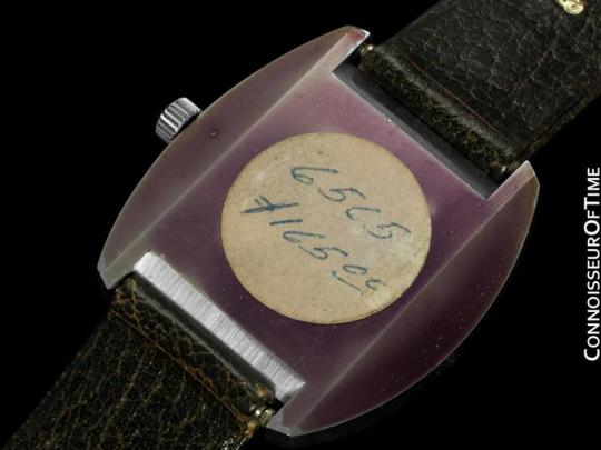 Omega 1970 Omega Vintage Mens Seamaster Cosmic, Date, Auto - Stainless Steel Image 4