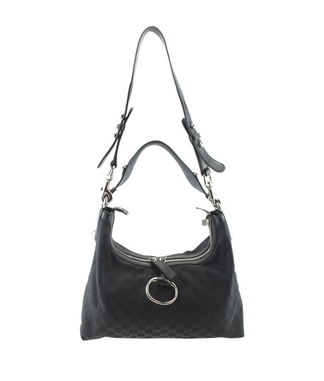 Preload https://img-static.tradesy.com/item/25638338/gucci-232961-icon-bit-174064-black-canvas-hobo-bag-0-0-540-540.jpg