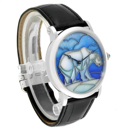 Cartier Cartier Rotonde White Gold Polar Bear Limited 40 Pieces Watch HPI00540 Image 2