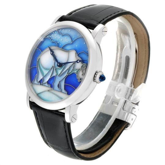Cartier Cartier Rotonde White Gold Polar Bear Limited 40 Pieces Watch HPI00540 Image 3