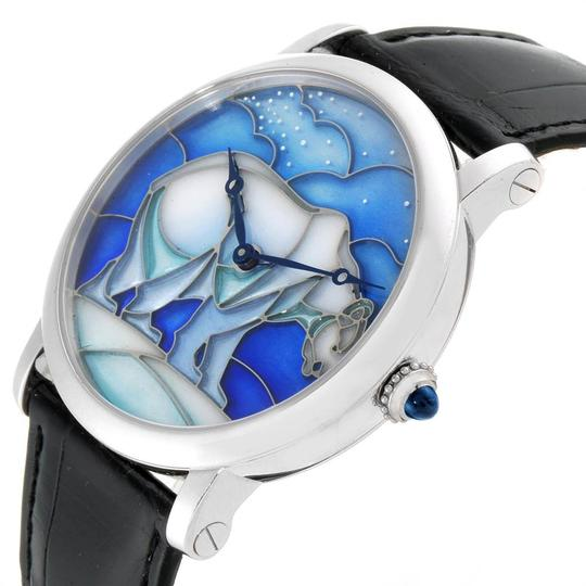 Cartier Cartier Rotonde White Gold Polar Bear Limited 40 Pieces Watch HPI00540 Image 4