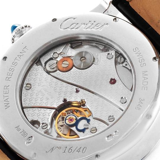 Cartier Cartier Rotonde White Gold Polar Bear Limited 40 Pieces Watch HPI00540 Image 5