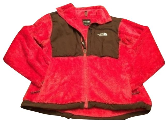 Preload https://img-static.tradesy.com/item/25638417/the-north-face-pink-and-brown-fuzzy-fleece-small-jacket-size-6-s-0-1-650-650.jpg