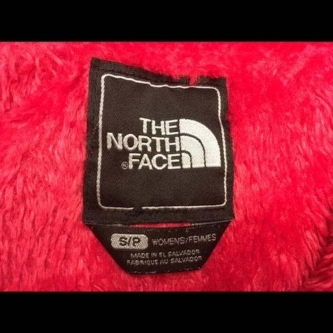 The North Face Pink & Brown Jacket Image 2