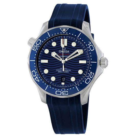 Omega Seamaster Dots Marker Chronometer Ceramic Automatic Men's Watch Image 0