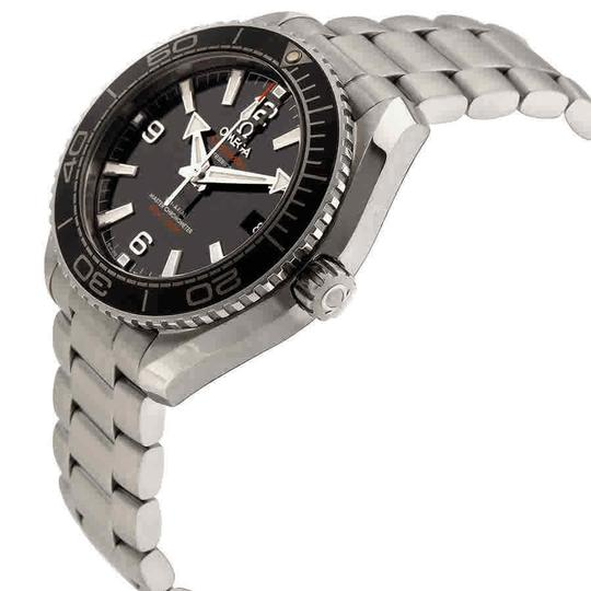 Omega Seamaster Planet Ocean Index H-Marker Automatic Ceramic Men's Watch Image 1