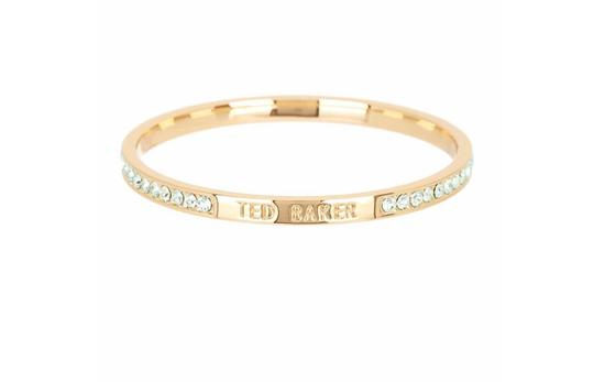 Ted Baker NEW Ted Baker London - Clem Narrow Crystal Band Bangle Image 0