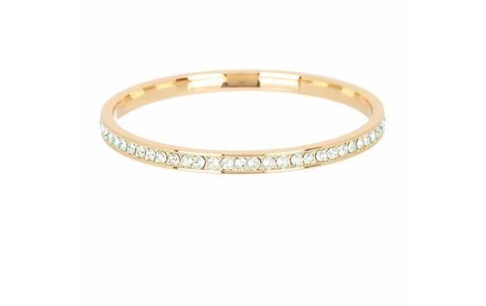Ted Baker NEW Ted Baker London - Clem Narrow Crystal Band Bangle Image 1