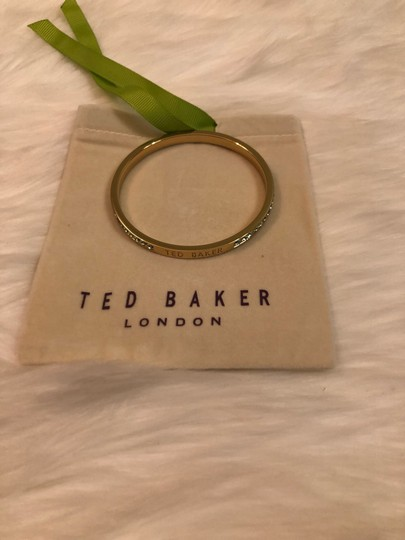 Ted Baker NEW Ted Baker London - Clem Narrow Crystal Band Bangle Image 3