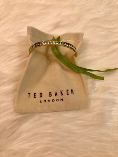 Ted Baker NEW Ted Baker London - Clem Narrow Crystal Band Bangle Image 5