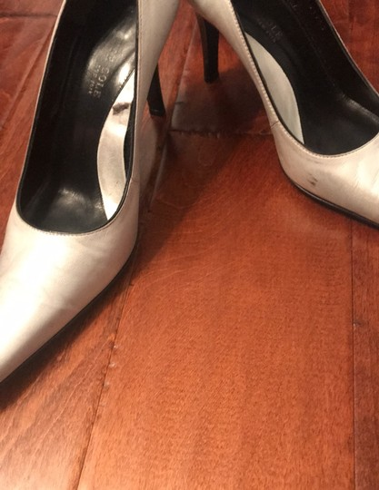 Kenneth Cole silver Pumps Image 7