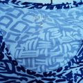 Lilly Pulitzer Free Shipping T Shirt Blue and white Image 1