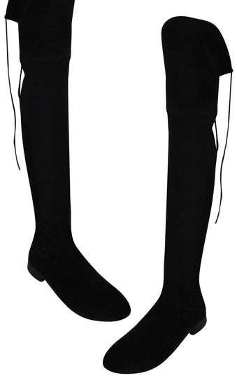 Preload https://img-static.tradesy.com/item/25638603/dolce-vita-black-neely-stretch-faux-suede-over-the-knee-bootsbooties-size-us-8-regular-m-b-0-2-540-540.jpg