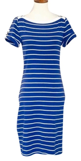 Preload https://img-static.tradesy.com/item/25638648/lauren-ralph-lauren-multicolor-nautical-style-striped-mid-length-cocktail-dress-size-2-xs-0-1-650-650.jpg