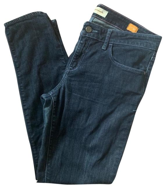 Pilcro And The Letterpress Skinny Jeans-Medium Wash Image 0