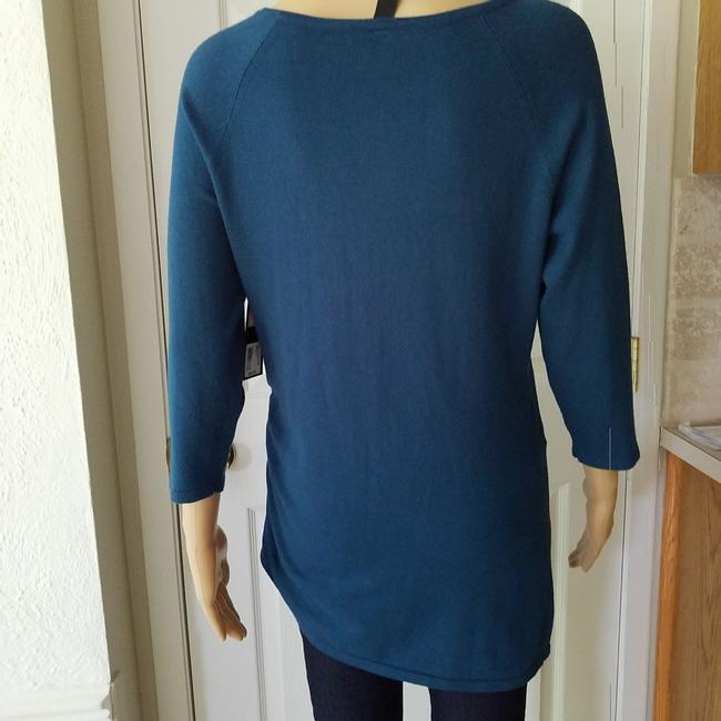 GNW Asymetrical Sweater Image 5