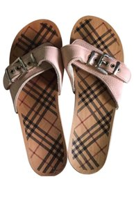 Burberry Pink Sandals