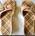 Burberry Pink Sandals Image 2