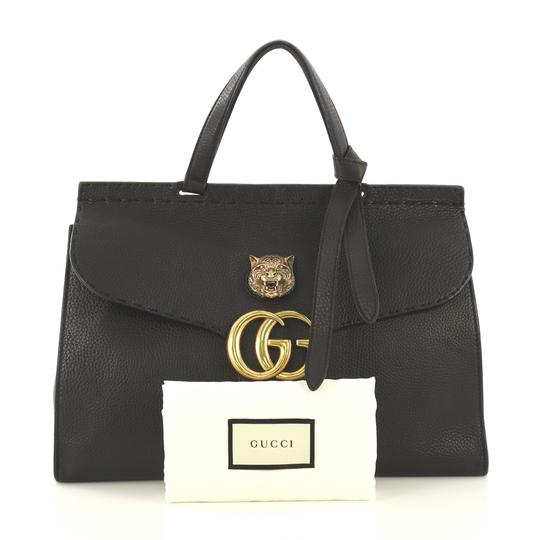 Gucci Satchel in Black Image 1