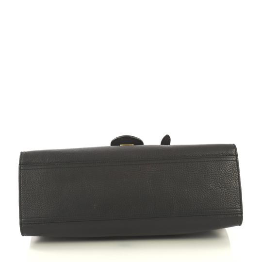 Gucci Satchel in Black Image 4