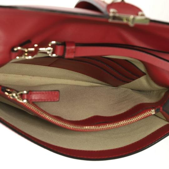 Valentino red Clutch Image 4