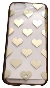 Kate Spade Kate Spade clear hearts iPhone 6s case